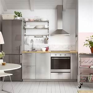 Kitchenette Pour Studio Ikea : excellent petit espace kitchenette cuisine metod et ~ Dailycaller-alerts.com Idées de Décoration