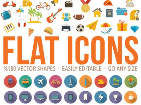 free flat icons download vector free flat icons download