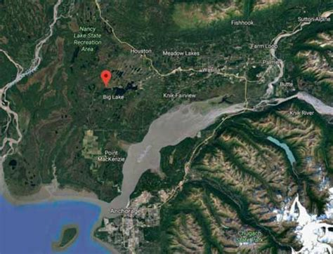Boating Accident Alaska by Anchorage Man Charged With Dui Manslaughter In Saturday S