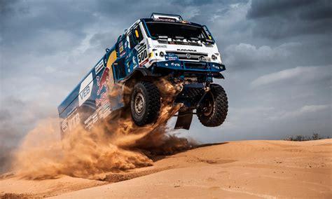 asi sera el dakar  motorsports
