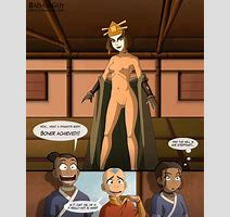 Last airbender nackt the Avatar: The
