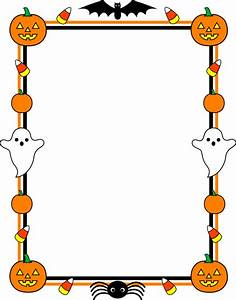 Halloween Border Clipart Clipart Panda - Free Clipart Images