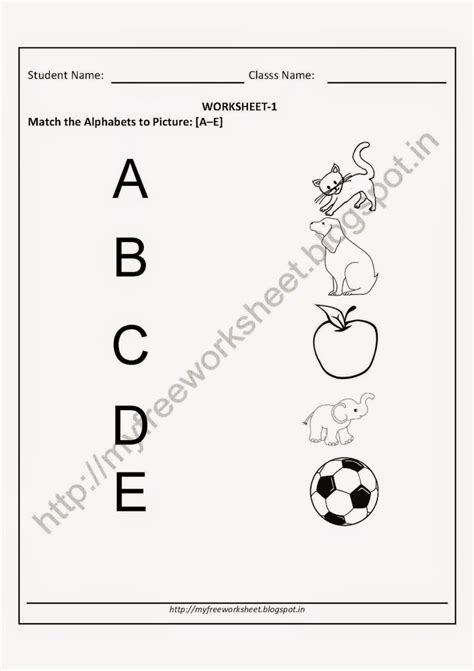 Worksheetfreeenglishworksheetsforkindergartenprintable Free Printable English Worksheets