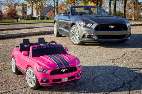 power wheels ford mustang   nicer   toy car