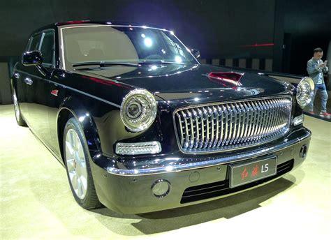 The Hongqi L5- China's Most Expensive Car