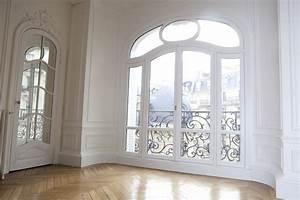 Peinture Encadrement Fenetre Interieur : la fen tre fran aise inspirations ~ Premium-room.com Idées de Décoration