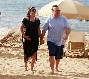 Tom Arnold Wife Pregnant: Ashley Groussman Baby Bump ...
