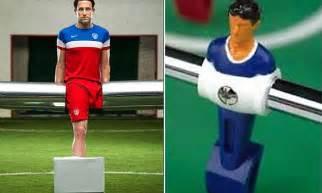 Josh Sundquist Halloween 2014 by Josh Sundquist Dresses As Table Football Player For