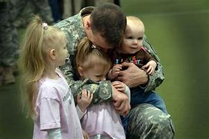 How Deployment Stress Affects Families