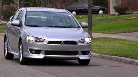 Mitsubishi Lancer Dealer by 2013 Mitsubishi Lancer Gta Mitsubishi Dealer Review