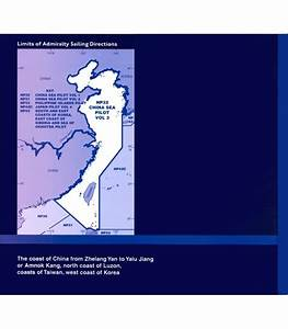 Np32 Admiralty Sailing Directions China Sea Pilot Volume 3