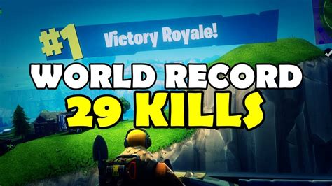 solo  squads  kills xbox world record fortnite