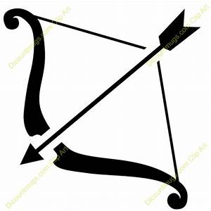 Funny Archery Arrow Clipart