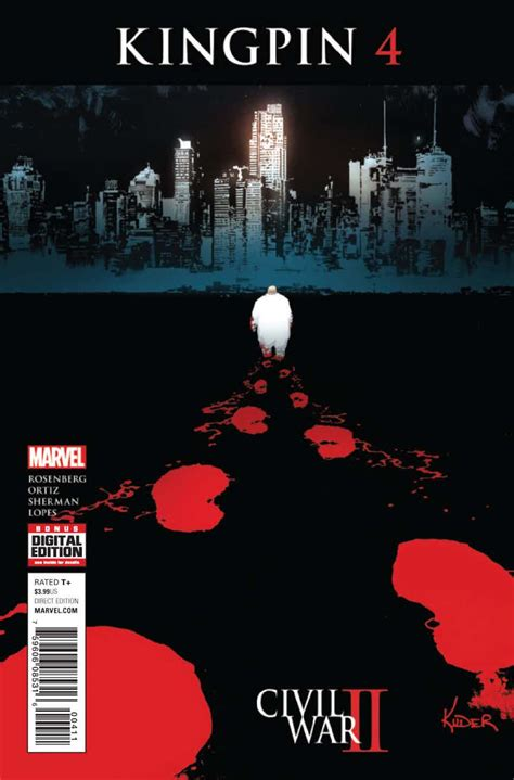 Kingpin #4 Review  If You Aren't Reading It Then You're