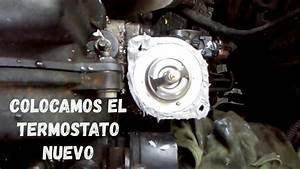 Reemplazo Termostato Hyundai Accent 1 5
