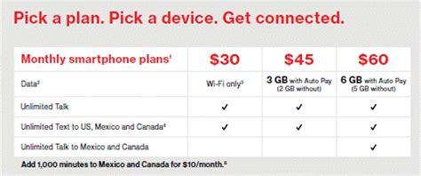 verizon prepaid phone plans verizon refreshes its prepaid smartphone plans with more