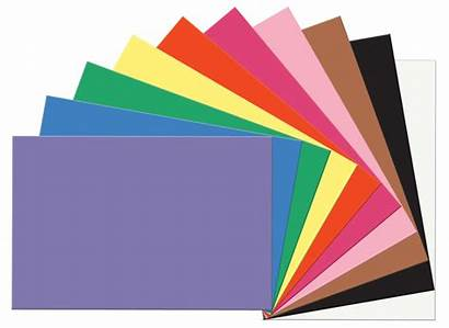 Paper Construction Assorted Sheets Sunworks Colors Board
