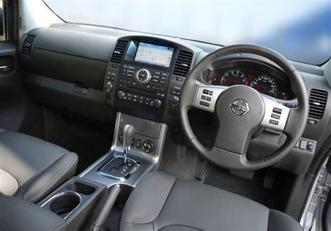 nissan navara 2008 interior nissan navara st x 550 first drive review practical motoring