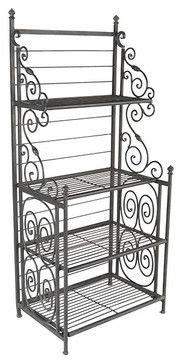 plant rack bakers rack wrought iron decor wrought iron design