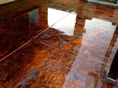 15 best Metallic Epoxy Floors images on Pinterest