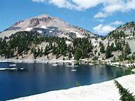 Lake Helen Lassen Volcanic National Park