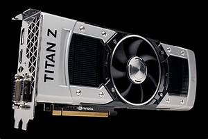 GeForce GTX Titan Z Extreme Gaming Graphics Card NVIDIA