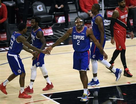How to watch nba playoff series 2021 online from anywhere. LA Clippers vs Portland Trail Blazers Prediction and Match ...