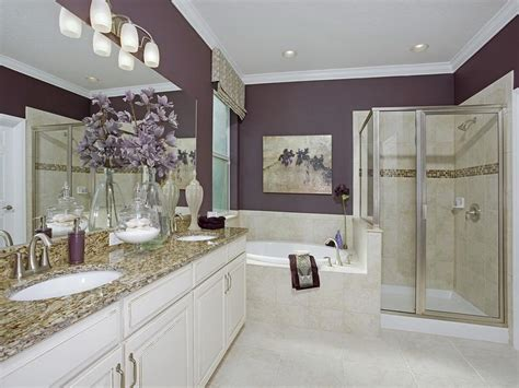 Decoration  Master Bathroom Decorating Ideas Interior