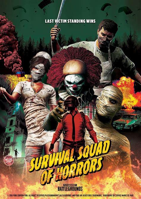 pubg survival squad  horrors event adds halloween