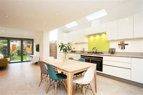 how to install kitchen lighting balham kitchen extension contemporary kitchen 7264