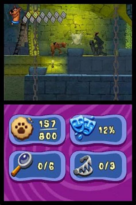 scooby doo unmasked ds review preview   nintendo