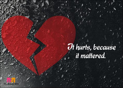 candid love rejection quotes     cry