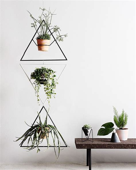 decorative plant hangers indoor capra designs create unique homewares specialising in