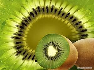Kiwi Fruit Wallpaper - Fruit Wallpaper (7004620) - Fanpop