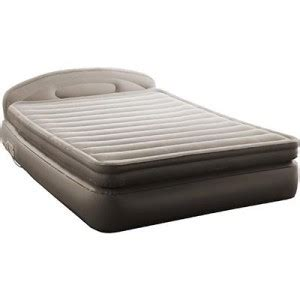 aerobed comfort 18 air mattress with headboard review