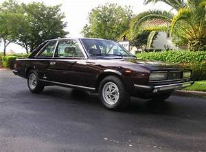 1973 Fiat 130 Coupe  U2013 Revisit