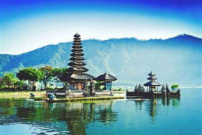 Bali Indonesia Vakantie Benoa Tanah Lot Tourism