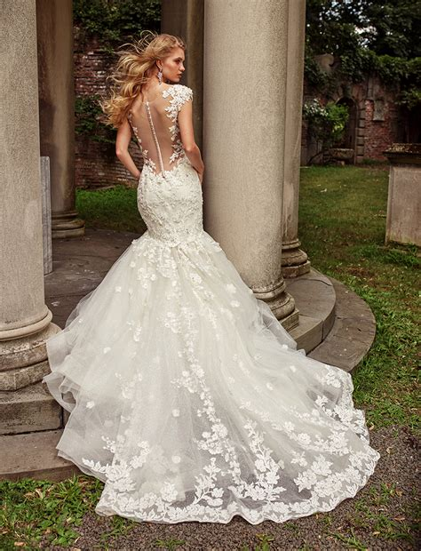 Bridal Gowns by Eve of Milady - Couture wedding dresses ...