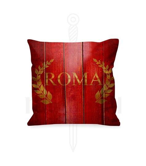 Cuscini Roma Cuscino Di Roma Con Corona Di Alloro Cuscini