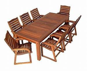 Prestige Outdoor Table Setting With Prestige Chairs Home