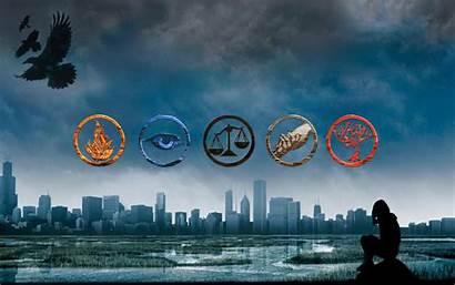 Divergent Wallpapers Series Fanpop Dauntless Background Quotes