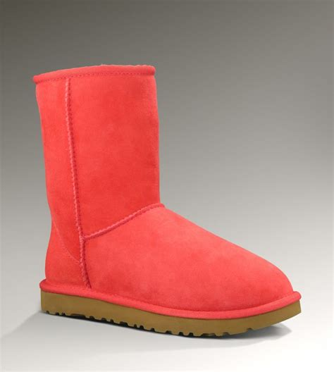 uggs colors coral color ugg boots