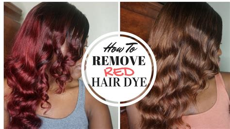 Pravana Color Extractor How To Remove Red Hair Dye