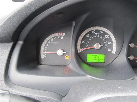 2008 Kia Sportage Esc Traction Light On