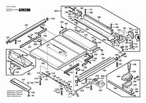 Bosch 4000 Table Saw Wiring Diagram   35 Wiring Diagram Images