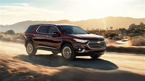 2018 Chevrolet Traverse Wallpaper Hd Car Wallpapers