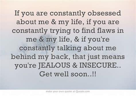 Quotes About Jealous Ex Best Friends