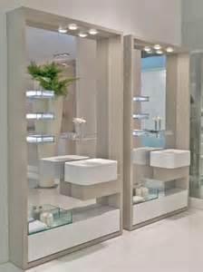 contemporary bathroom designs for small spaces integral espejo para baño de toscoquattro