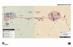 Metro And Caltrans Hold Public Hearings On High Desert Corridor Draft Eir  Eis