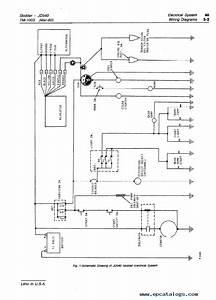 John Deere 540  540a Skidders Tm1003 Technical Manual Pdf